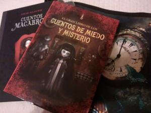 Iiteratura, terror y misterio, Halloween