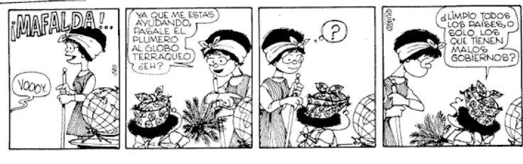 Mafalda tiras